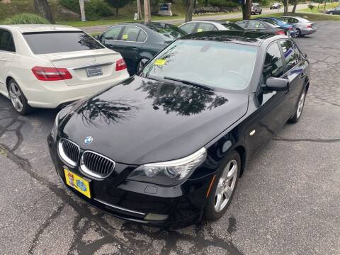 2008 BMW 5 Series for sale at Premier Automart in Milford MA