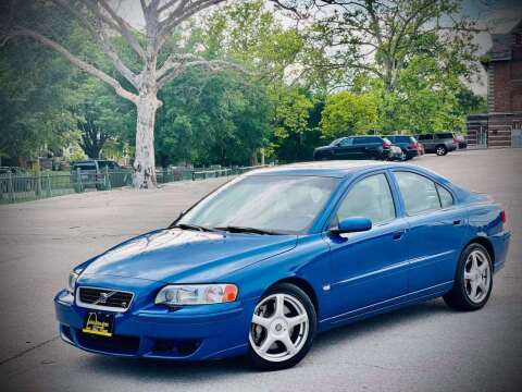 2006 Volvo S60 R for sale at ARCH AUTO SALES in Saint Louis MO