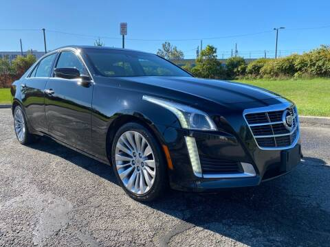 2014 Cadillac CTS for sale at Pristine Auto Group in Bloomfield NJ
