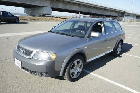 2001 Audi Allroad for sale at Sports Plus Motor Group LLC in Sunnyvale CA