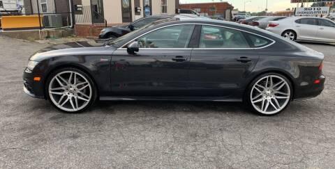 2012 Audi A7 for sale at A & R Motors in Richmond VA