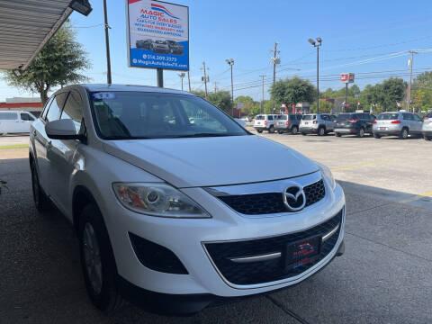 2011 Mazda CX-9 for sale at Magic Auto Sales in Dallas TX