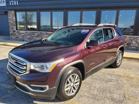 2017 GMC Acadia for sale at Cj king of car loans/JJ's Best Auto Sales in Troy MI