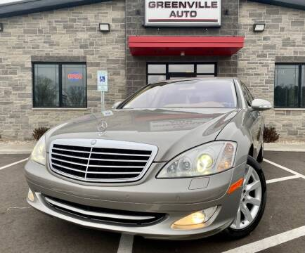 2007 Mercedes-Benz S-Class for sale at GREENVILLE AUTO & RV in Greenville WI