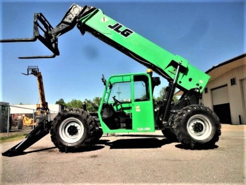 2015 JLG® G12-55 A for sale at Vehicle Network - Ironworks Trading Corp. in Norfolk VA