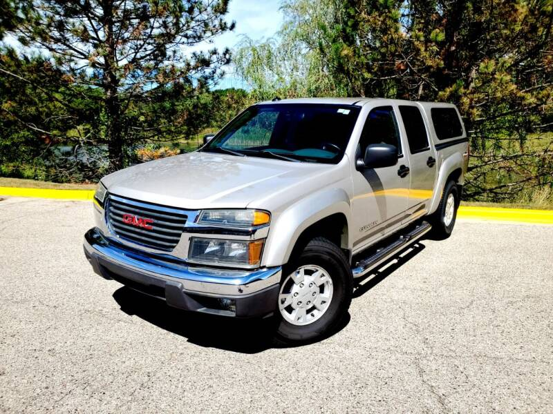 2004 GMC Canyon for sale at Excalibur Auto Sales in Palatine IL