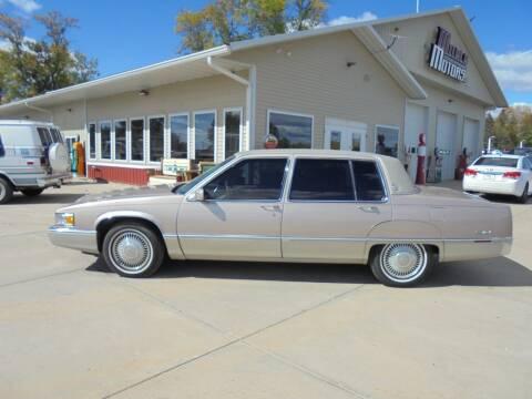 1990 Cadillac Fleetwood for sale at Milaca Motors in Milaca MN