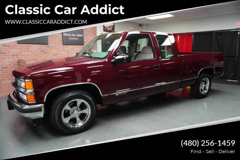 1995 Chevrolet C/K 1500 Series for sale at Classic Car Addict in Mesa AZ