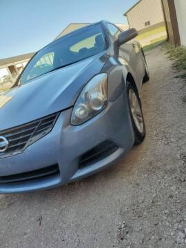 2012 Nissan Altima for sale at Born Again Auto's in Sioux Falls SD