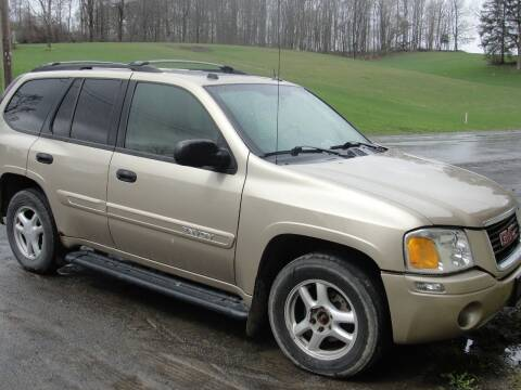 2005 GMC Envoy for sale at Turnpike Auto Sales LLC in East Springfield NY