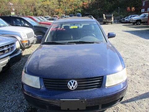 2000 Volkswagen Passat for sale at FERNWOOD AUTO SALES in Nicholson PA
