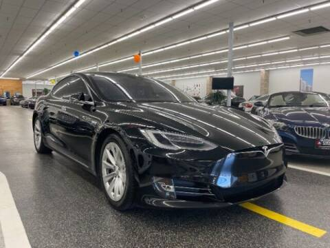 2016 Tesla Model S for sale at Dixie Imports in Fairfield OH
