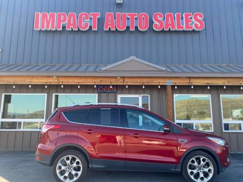 2013 Ford Escape for sale at Impact Auto Sales in Wenatchee WA