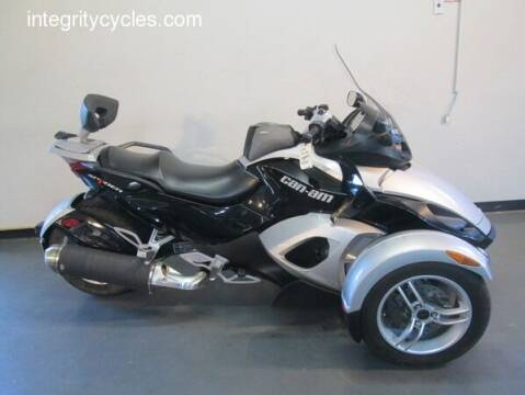 2008 Can-Am SPYDER GS for sale at INTEGRITY CYCLES LLC in Columbus OH