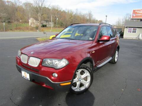 2010 BMW X3 for sale at Guarantee Automaxx in Stafford VA