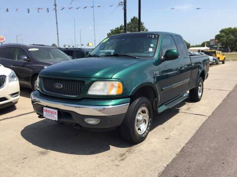 2000 Ford F-150 for sale at De Anda Auto Sales in South Sioux City NE