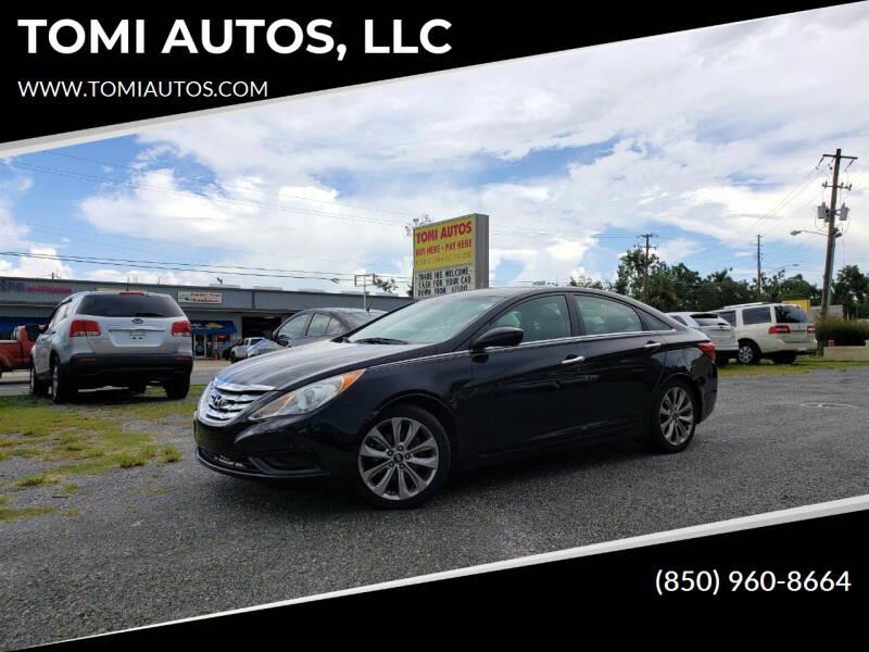 2013 Hyundai Sonata for sale at TOMI AUTOS, LLC in Panama City FL