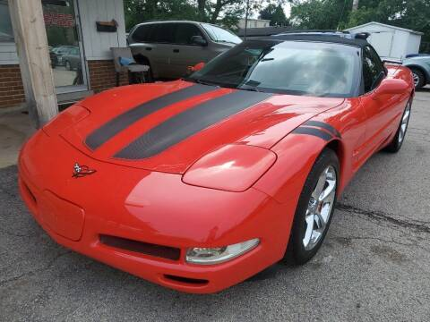 1999 Chevrolet Corvette for sale at New Wheels in Glendale Heights IL