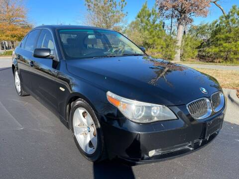 2007 BMW 5 Series for sale at LA 12 Motors in Durham NC