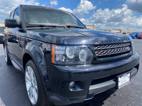 2012 Land Rover Range Rover Sport for sale at VIP Auto Sales & Service in Franklin OH