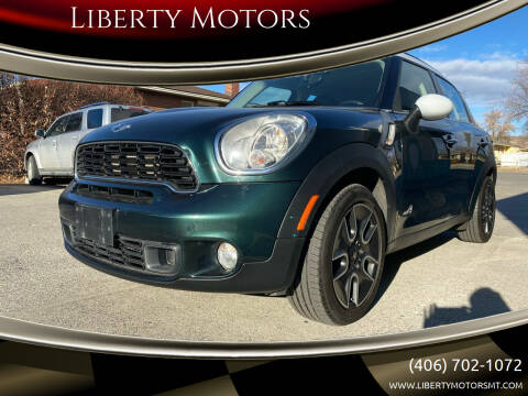 2012 MINI Cooper Countryman for sale at Liberty Motors in Billings MT