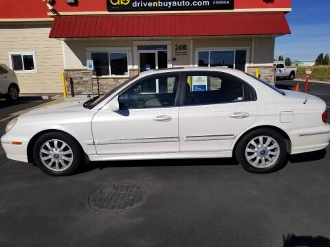 2003 Hyundai Sonata for sale at Drive N Buy, Inc. in Nampa ID