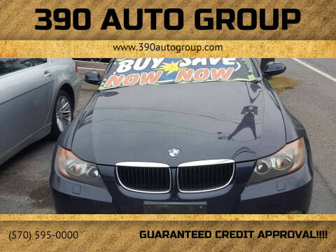2007 BMW 3 Series for sale at 390 Auto Group in Cresco PA