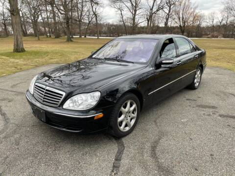 2003 Mercedes-Benz S-Class for sale at Cars With Deals in Lyndhurst NJ
