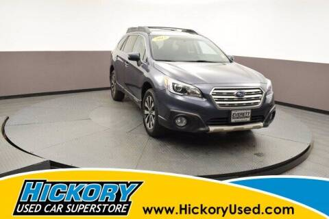 2017 Subaru Outback for sale at Hickory Used Car Superstore in Hickory NC