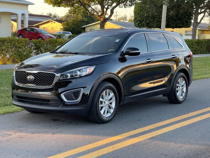 2016 Kia Sorento for sale at GTR Motors in Davie FL