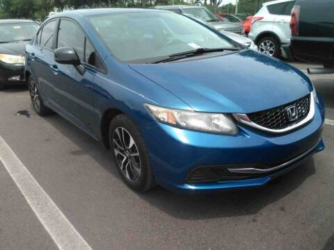 2013 Honda Civic for sale at Gulf South Automotive in Pensacola FL