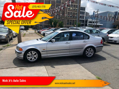 2000 BMW 3 Series for sale at Nick Jr's Auto Sales in Philadelphia PA
