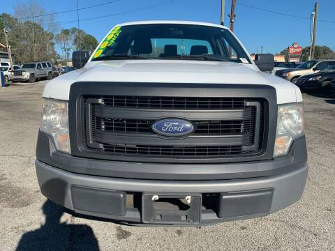 2013 Ford F-150 for sale at Auto Mart in North Charleston SC