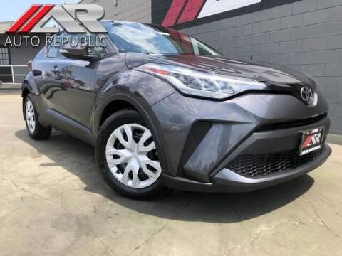 2020 Toyota C-HR for sale at Auto Republic Fullerton in Fullerton CA