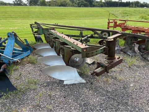 2021 Farm 4-Bottom Semi Mounted plow for sale at Ken's Auto Sales & Repairs in New Bloomfield MO