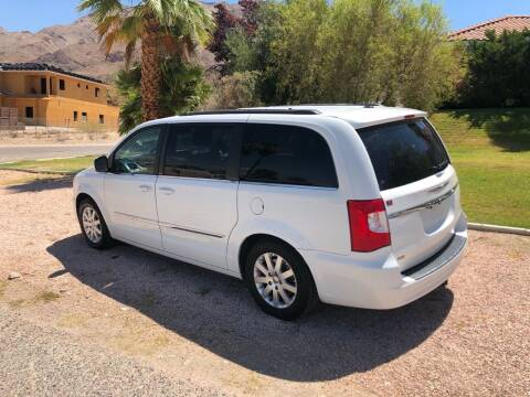 2014 Chrysler Town and Country for sale at GEM Motorcars in Henderson NV