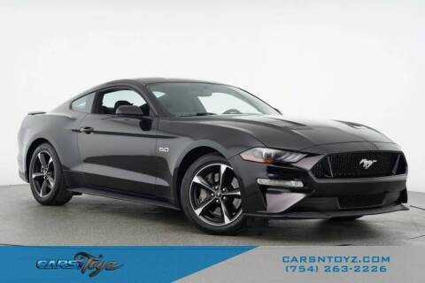 2020 Ford Mustang for sale at JumboAutoGroup.com - Carsntoyz.com in Hollywood FL