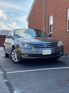 2007 Toyota Avalon for sale at Top Tier Motors  LLC in Colonial Heights VA