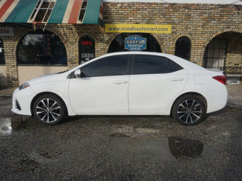 2017 Toyota Corolla for sale at Oneal's Automart LLC in Slidell LA