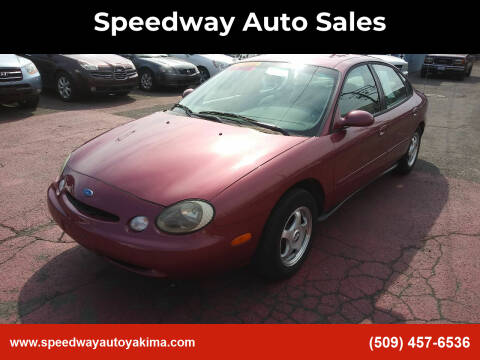 1996 Ford Taurus for sale at Speedway Auto Sales in Yakima WA
