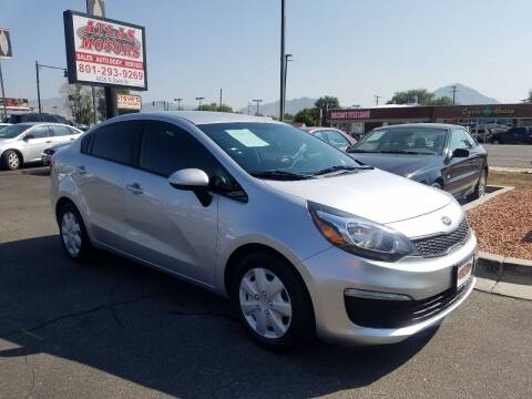 2017 Kia Rio for sale at ATLAS MOTORS INC in Salt Lake City UT