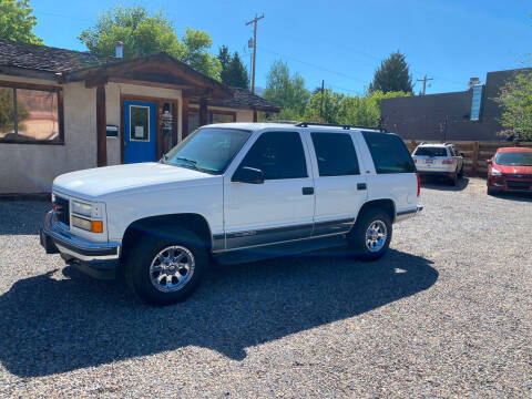 1999 GMC Yukon for sale at Sawtooth Auto Sales in Hailey ID