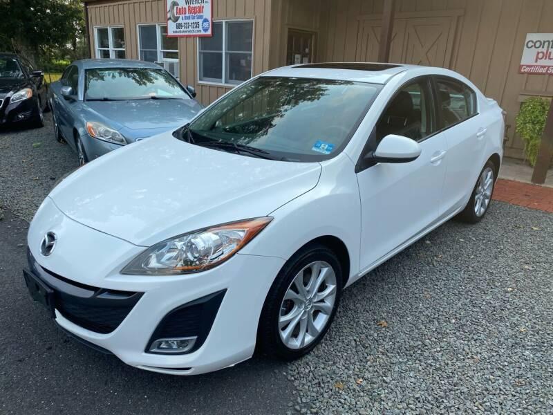 2011 Mazda MAZDA3 for sale at Suburban Wrench in Pennington NJ