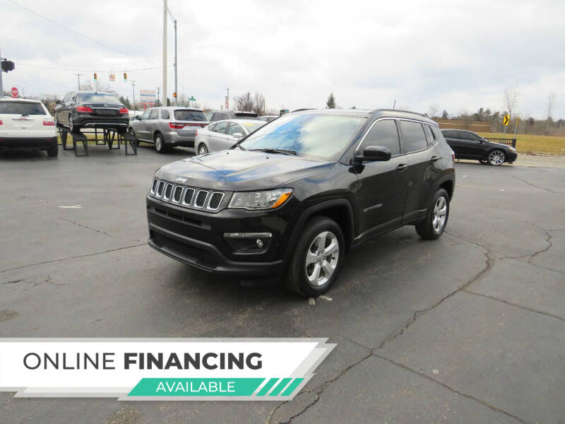 2018 Jeep Compass for sale at A to Z Auto Financing in Waterford MI