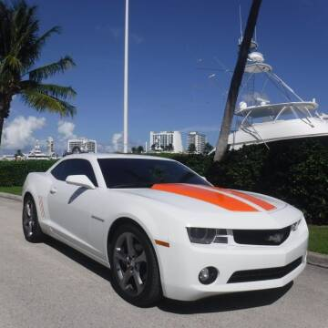2013 Chevrolet Camaro for sale at Choice Auto in Fort Lauderdale FL