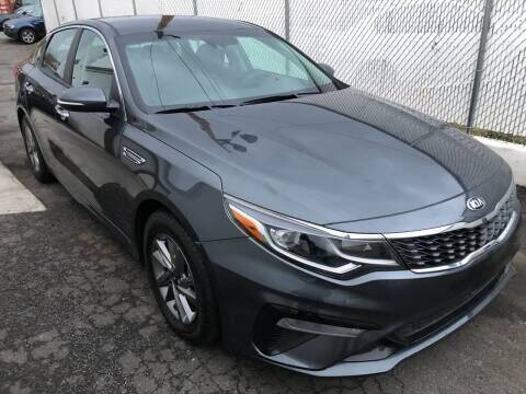 2020 Kia Optima for sale at Pinnacle Automotive Group in Roselle NJ