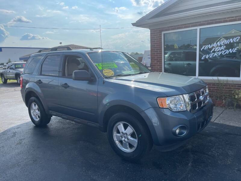 2012 Ford Escape for sale at C&C Affordable Auto and Truck Sales in Tipp City OH