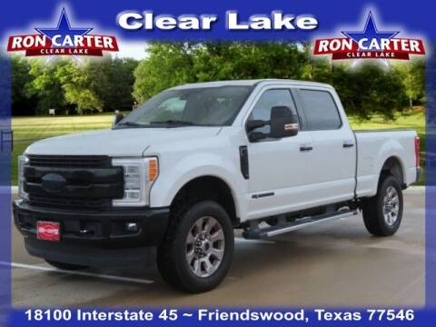 2017 Ford F-250 Super Duty for sale at Ron Carter  Clear Lake Used Cars in Houston TX