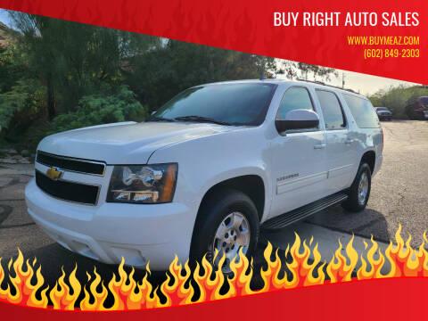 2014 Chevrolet Suburban for sale at BUY RIGHT AUTO SALES 2 in Phoenix AZ