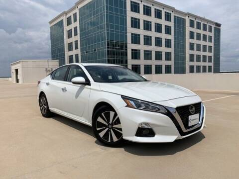 2020 Nissan Altima for sale at SIGNATURE Sales & Consignment in Austin TX